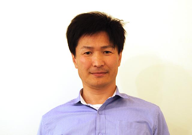 副理事長の顔写真